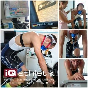 iQ athletik Frankfurt Leistungsdiagnostik