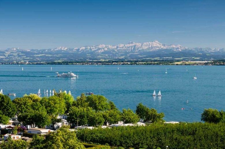 Bodensee Rennradtouren