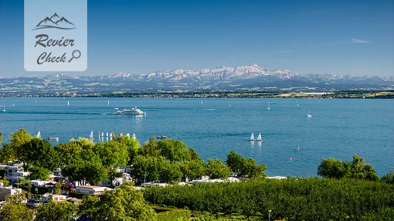 Rennradtouren am Bodensee