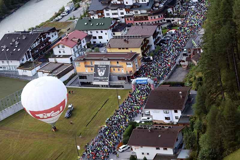 Ötztaler Radmarathon 2017