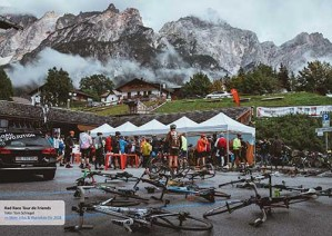 Fotografien vom Rad Race