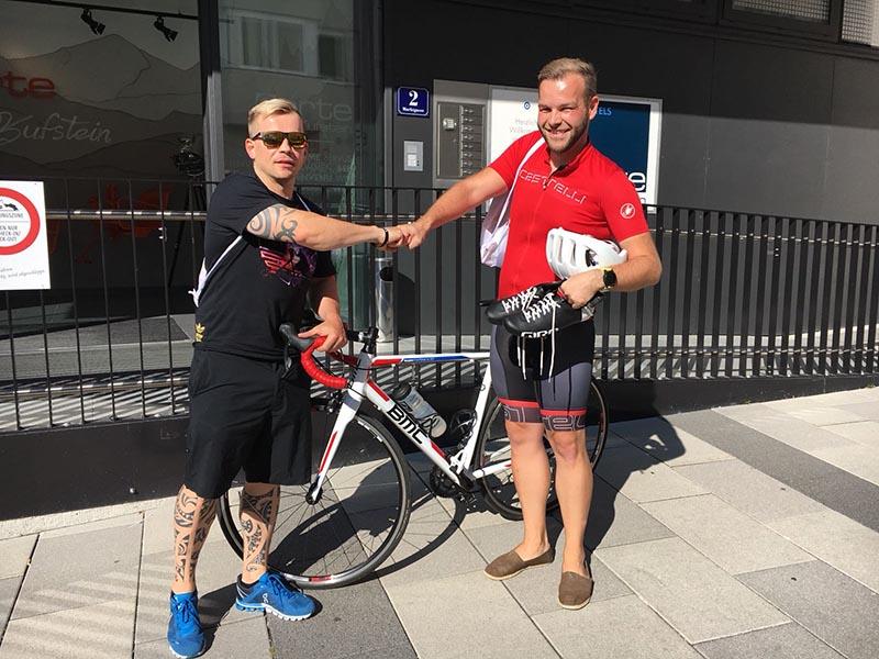 Kufsteinerland Radmarathon 2018