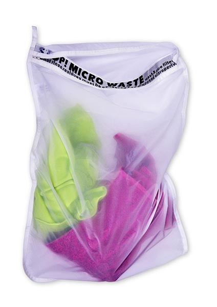Plastikmüll Radrennen