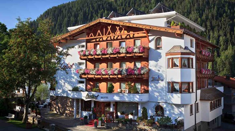 Hotel Central Nauders