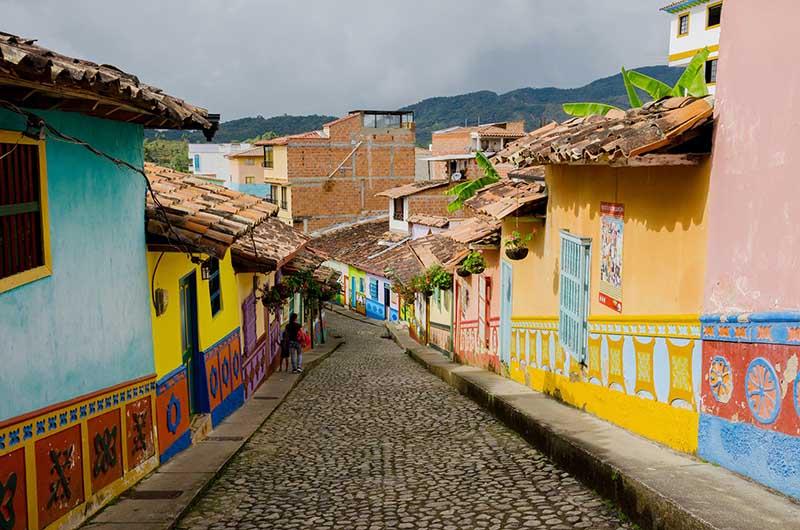 Rennradurlaub in Kolumbien