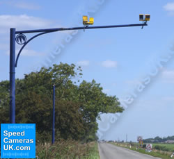 Average speed cameras how do they work