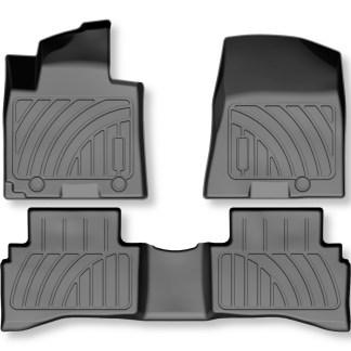 Alfombras Originales Tipo Bandeja Para Hyundai Tucson 2017