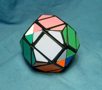 020 Truncated Rhombic Dodecahedron