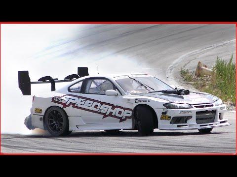 DRIFTING Competition | Nissan vs BMW vs Subaru | BEST DRIFT CARS & ENGINE SOUND