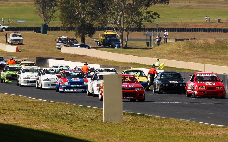 Sydney Classic Speed Festival entry list
