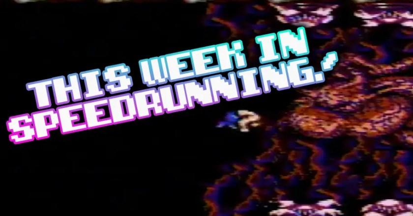 This Week in Speedrunning