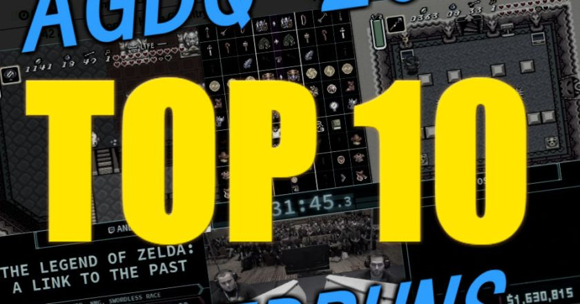 Top 10 AGDQ 2019 Speedruns That We Look Forward To!