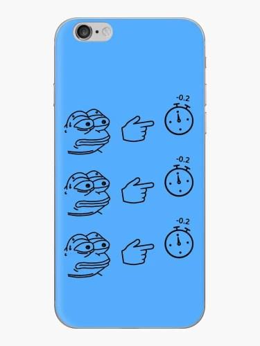monkaS iPhone Case