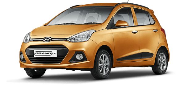 Top 5 India's best-selling cars in 2017 - Hyundai Grand i10