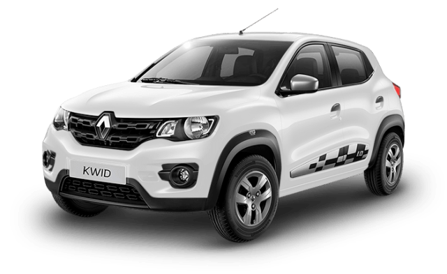 Top 5 India's best-selling cars in 2017 - Renault Kwid