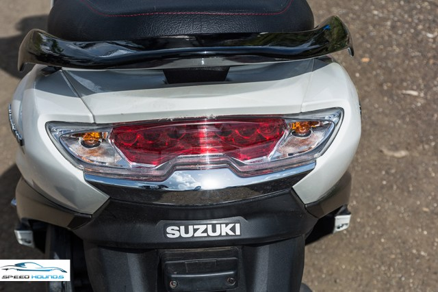Suzuki Burgman Street LED Tail Lights Speedhounds