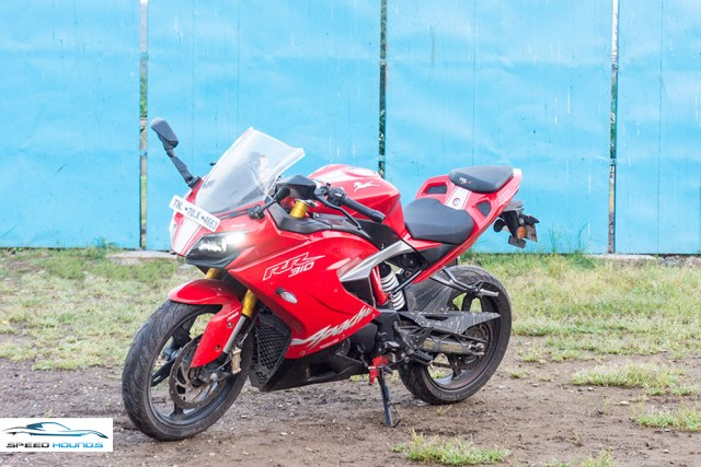 TVS Apache RR310 Review