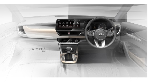 Kia India SUV Interior