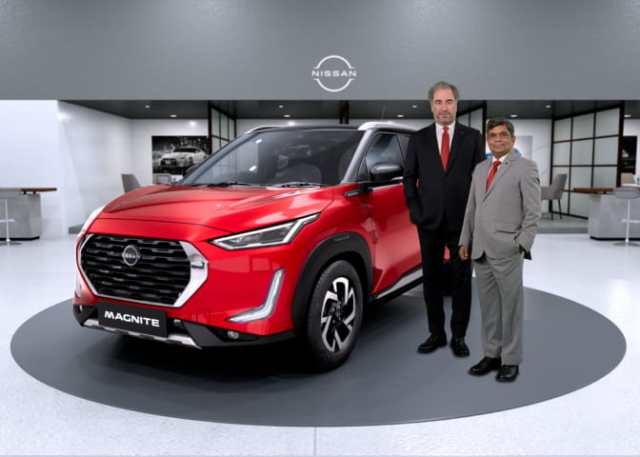 Nissan Magnite launched