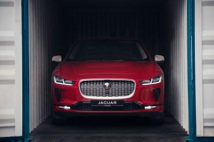 Jaguar I-PACE Electric SUV