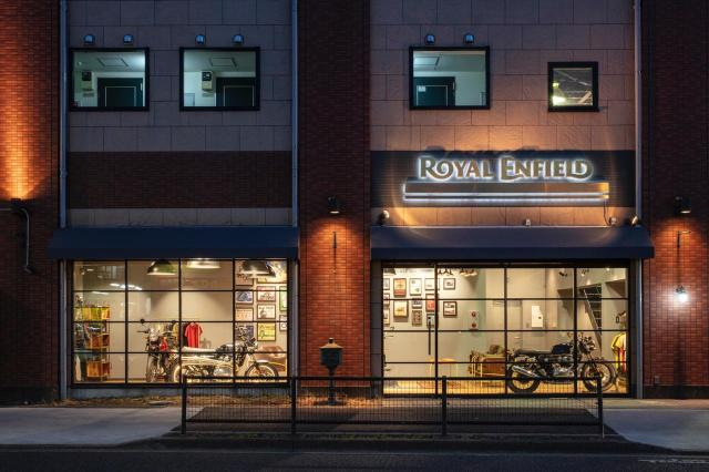 Royal Enfield Japan