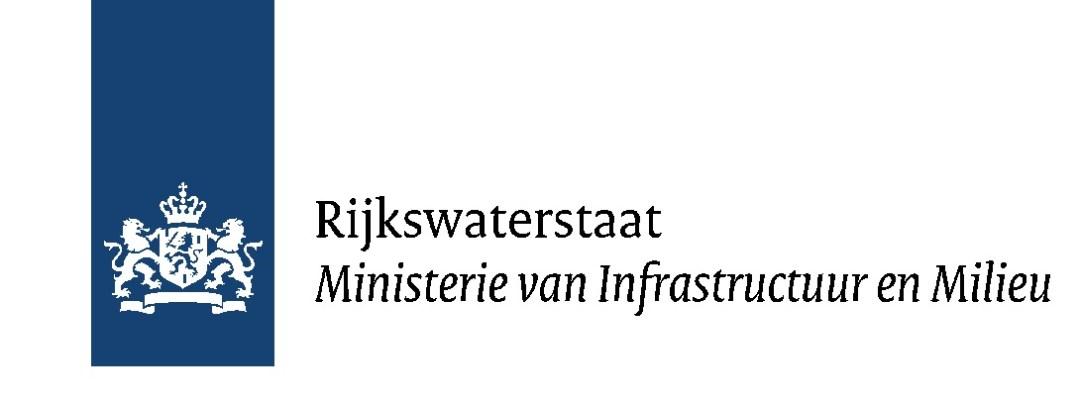 Rijkswaterstaat Ministerie van Infrastructuur en Milieu