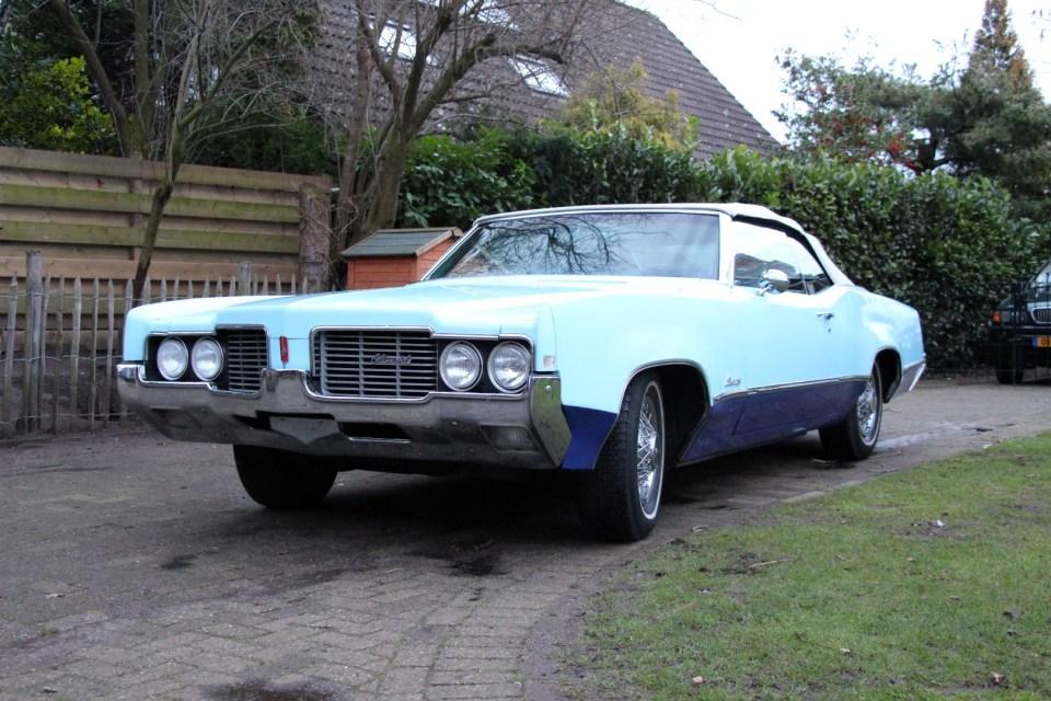 1969 Oldsmobile Delta 88