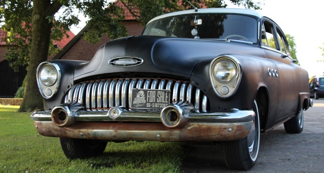 1953 Buick Special 8