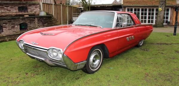 1963 Tbird