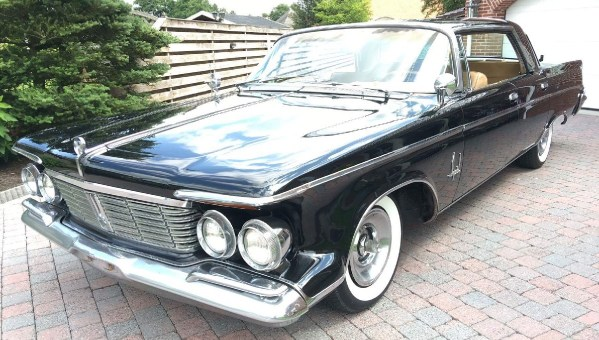 1963 Chrysler Imperial Crown