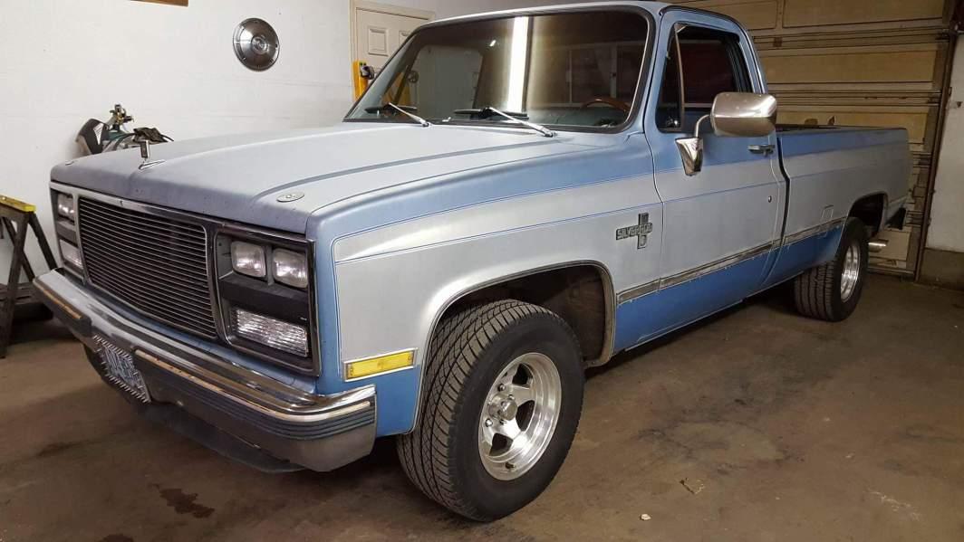 1981 Chevrolet 1500 383ci stroker