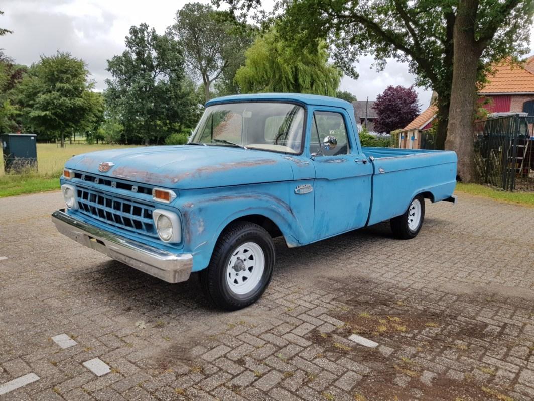 1965 Ford F100 390ci
