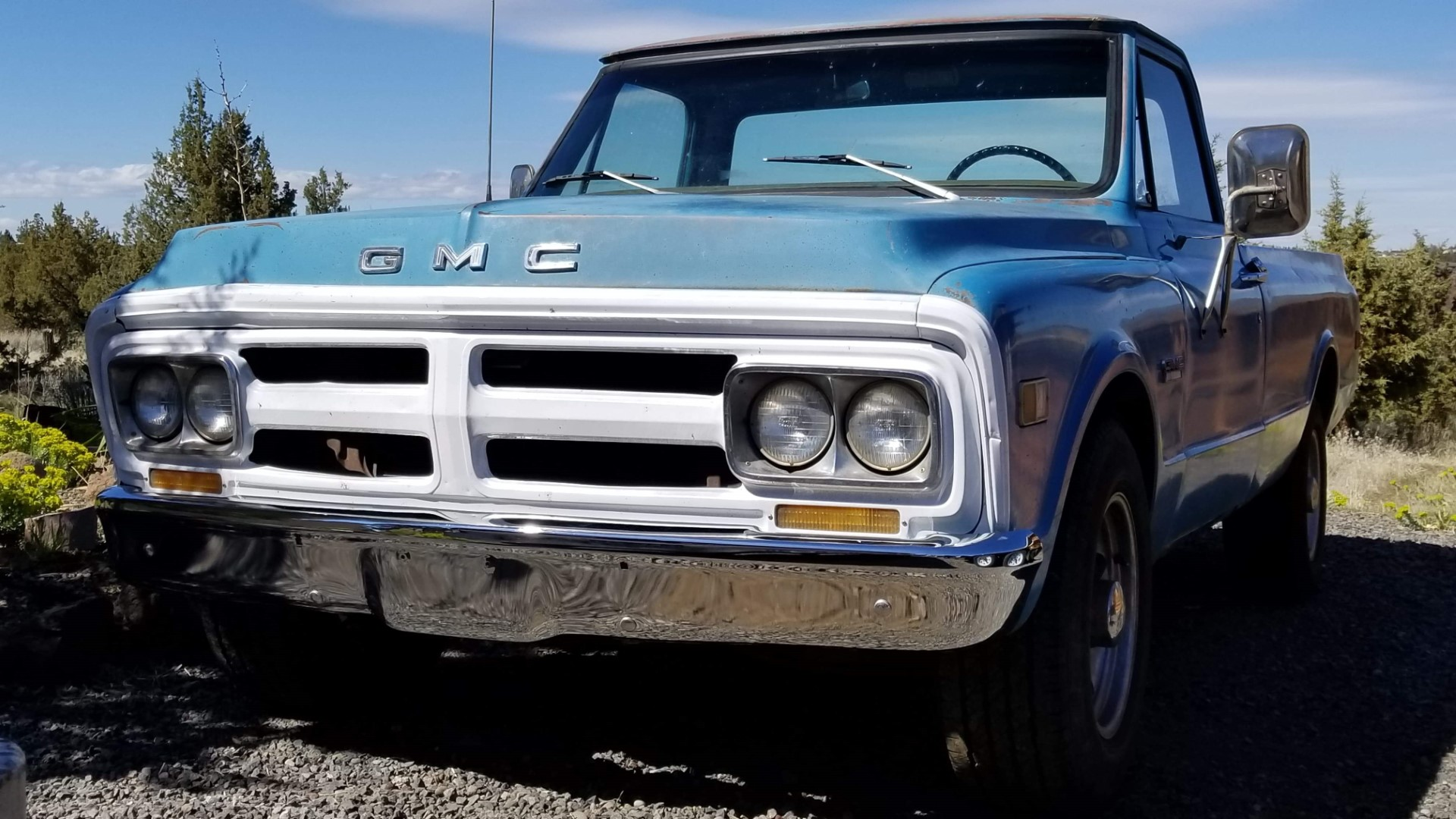 1971 GMC C20 400ci