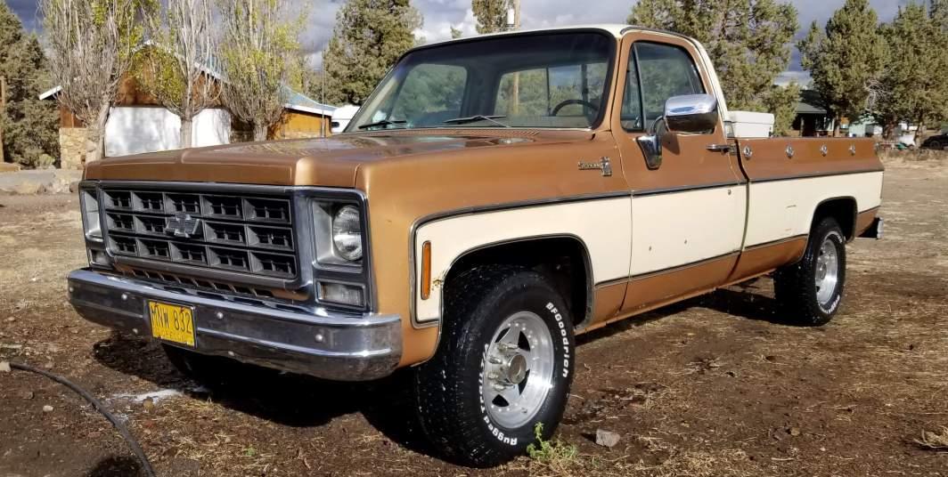 1979 Chevrolet C20 383ci