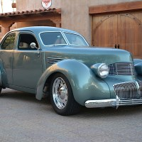 Rolling Work Of Art: Dick Raczuk's 1941 Graham Hollywood