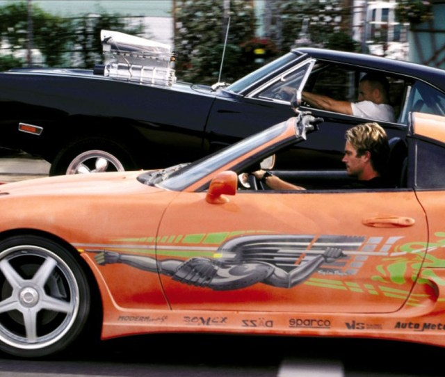 Theres No Question That The Fast And Furious Franchise Has Become A Bonafide Pop Culture Juggernaut But That Doesnt Change The Fact That The Early Days
