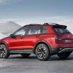 Next Gen Volkswagen Tiguan Goes In A Bold Off Road Direction
