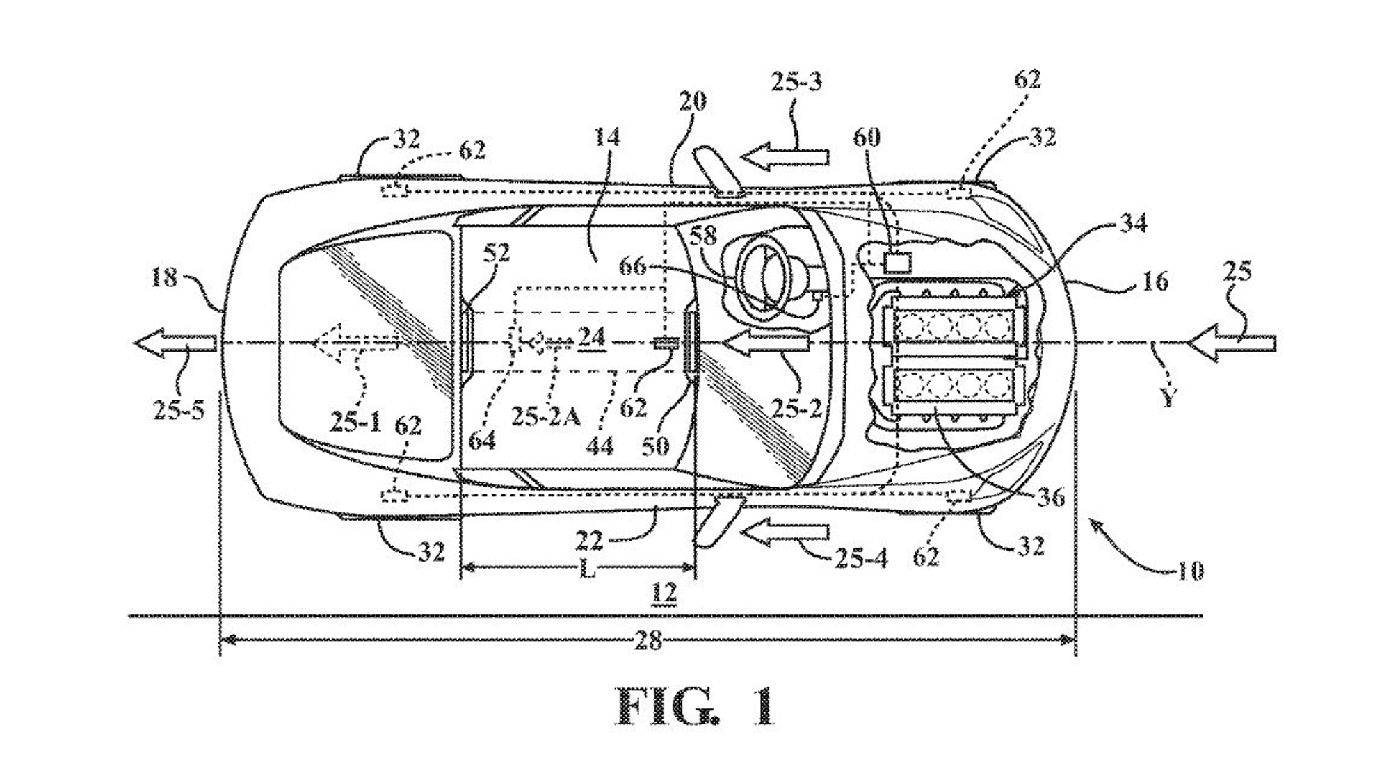 General Motors Reportedly Files Patents For Active