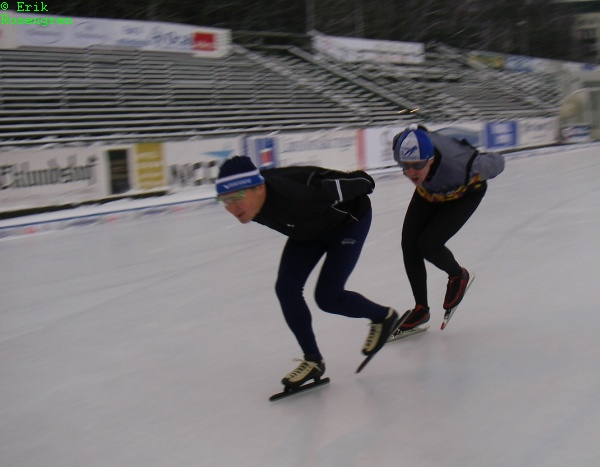 Back On Track - Issäsongen har startat