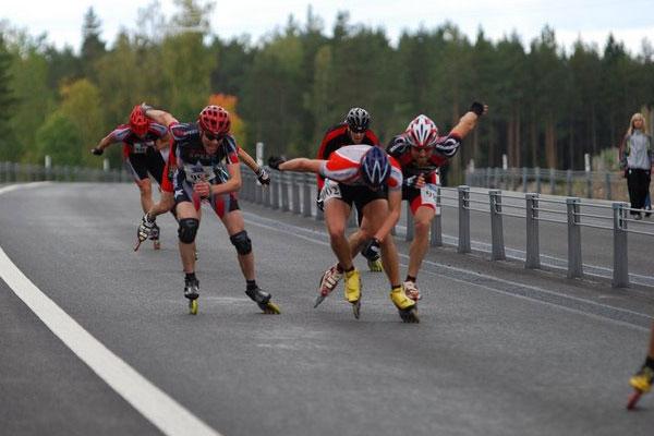 Riks 70-loppet, 2008-09-20. Foto: Anna Hammarstedt.