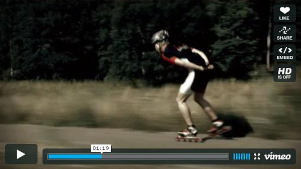 Speedskater skärmdump