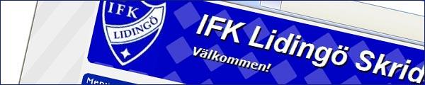 IFK Lidingö Skridskos hemsida