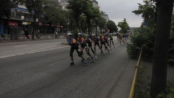 Hamburg halvmarathon 2009-06-27.
