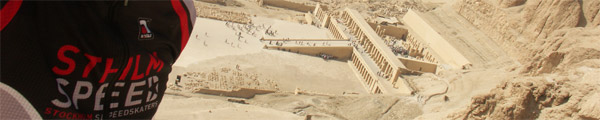 Egyptian Marathon 2010-02-12. Foto: Ulf Haase.