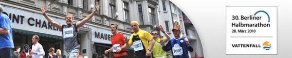Berlin halvmarathon logga