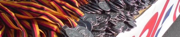 Medaljer i Berlin
