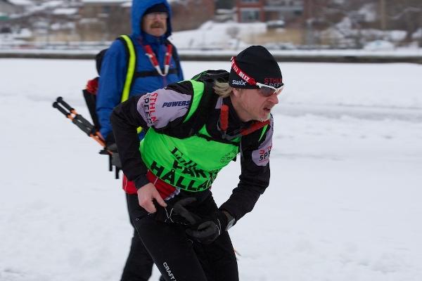 Vikingarännet 2013 Mats Cederblad. Foto: Peter Brunberg.