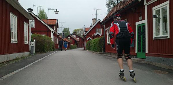 2013-05-18 Vagnhärad (Trosa). Mobilkamerafoto: Ulf Haase.