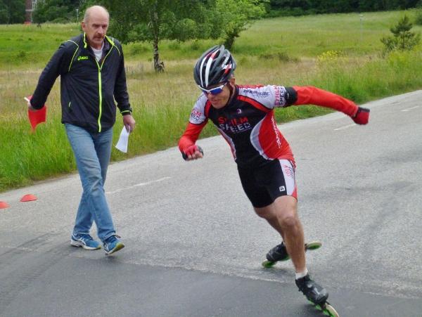 Knock Out Sprint Janne Lars Henriksson