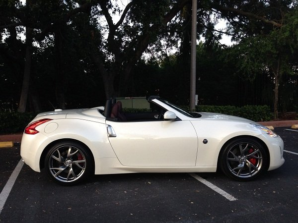 Road Tested: 2014 Nissan 370Z Roadster - Speed:Sport:Life